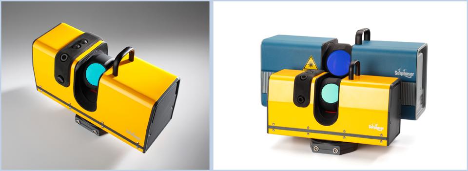 3D skener surphaser